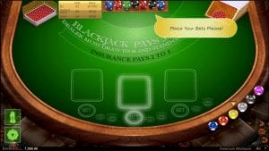 Blackjack Free Game