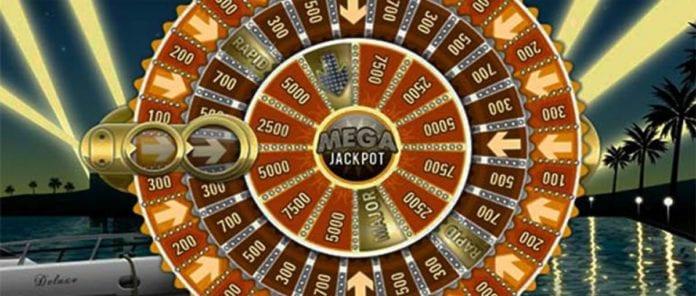 لعبة سلوتس Mega Fortune